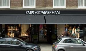 Emporio Armani Amsterdam